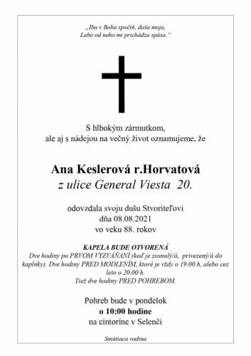 Ana Kesler