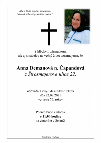 Anna Demanova