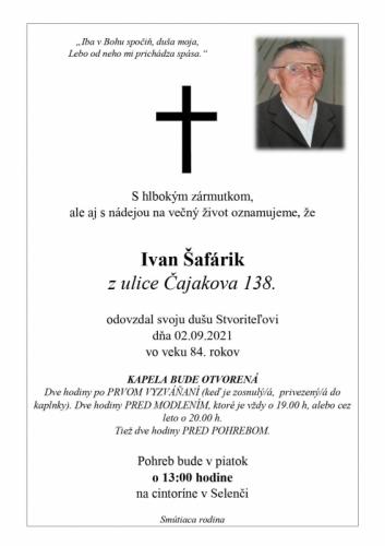 Ivan Šafarik