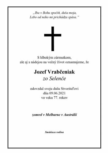 Jozef Vrabčeniak