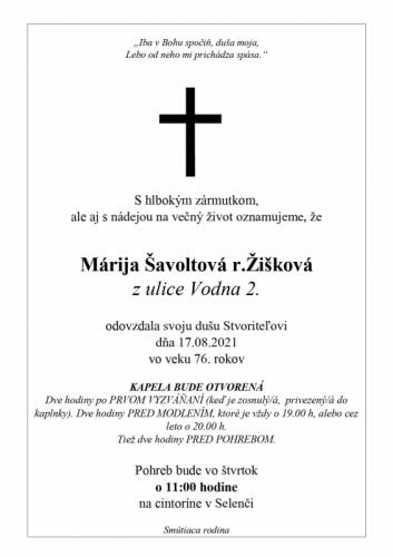 Marija Šavoltova