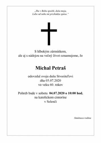 Michal-Petraš