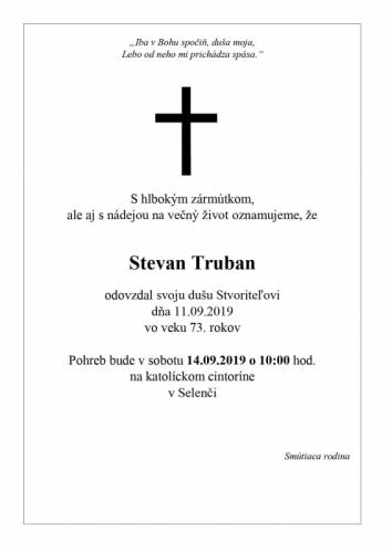Stevan Truban